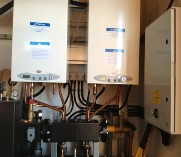 New Residential Heating System